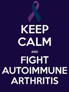 keep calm AA